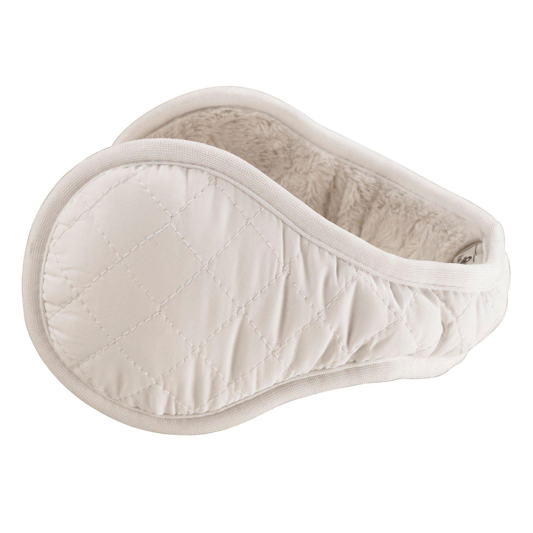 180s Women's Keystone Earmuffs, Snow, One Size