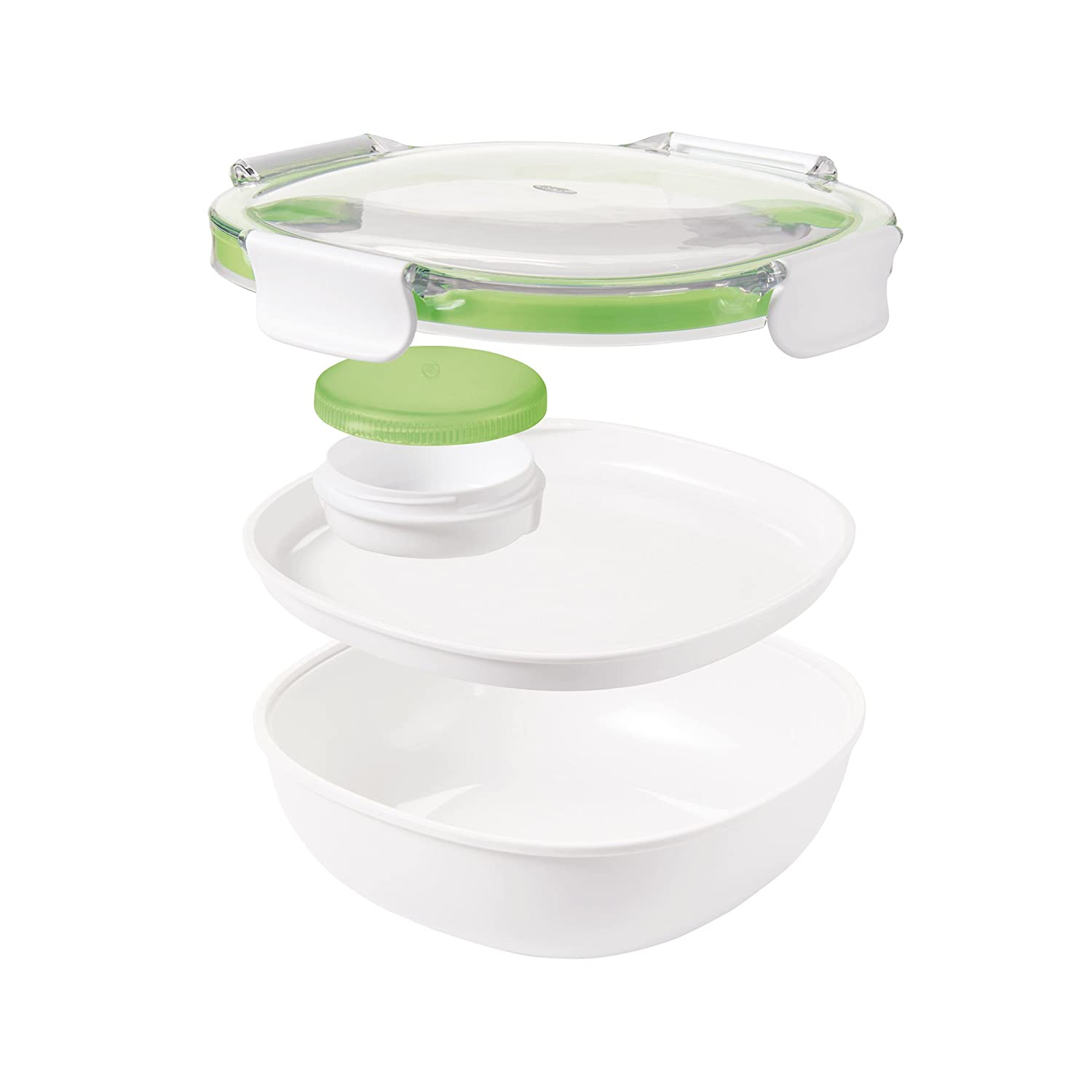 Amazon.com: OXO Good Grips Leakproof On The Go Salad Container: Kitchen U0026  Dining