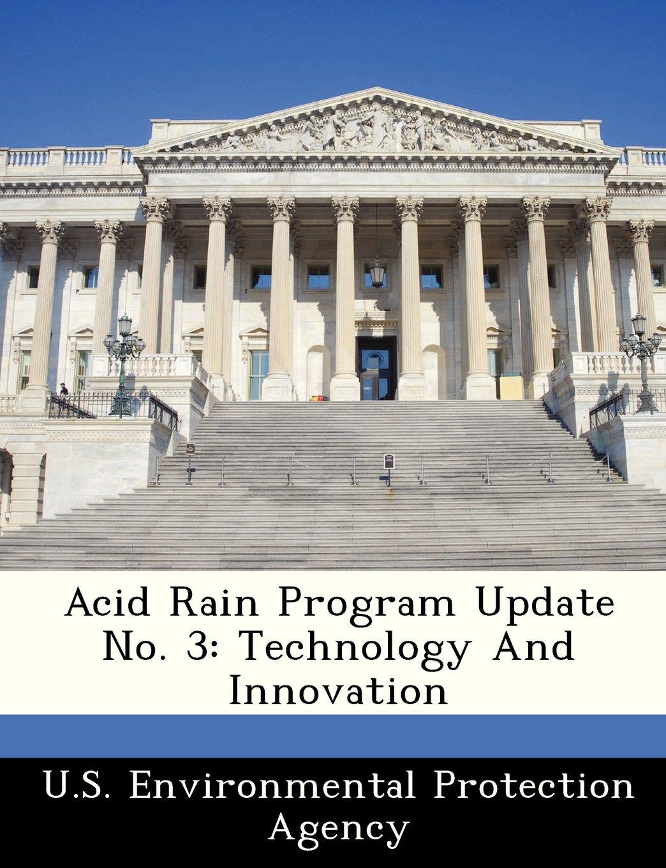 Download Acid Rain Program Update No. 3: Technology And Innovation pdf epub