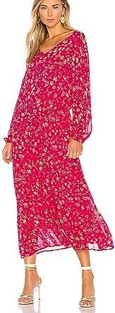 Free People Women's WallFlower Midi Dress