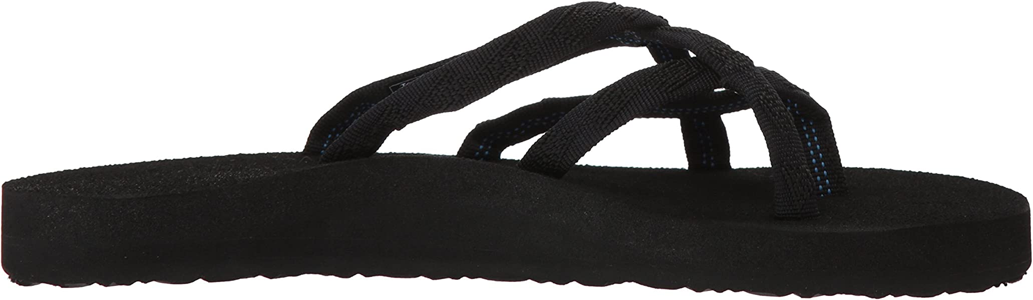 8d0ee79dd92bcf Amazon s Choice. Teva Women s W Olowahu Flip-Flop Mix Black