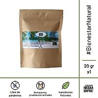 Hoja de Neem - Melia Azadirachta Indica Leaf - 20 gr .70 oz - Bienestar Neem Erfre