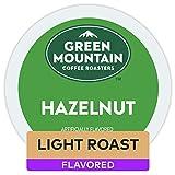 Green Mountain Coffee Roasters Hazelnut, Single Serve Coffee K-Cup Pod, Flavored Coffee, 32