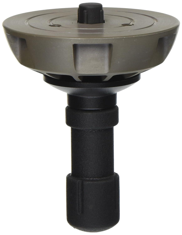 Manfrotto 500BALLSH 100 mm Semiesfera de nivelaci/ón con Mango Corto