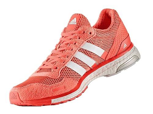 Mujeres Adidas adiZero Adios 2 corriendo zapatos: zapatos & Bags