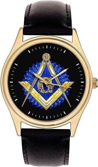フリー メイソン 時計