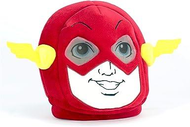 Maskimals Disfraz de Cabeza de Felpa para Halloween, Flash: Amazon ...