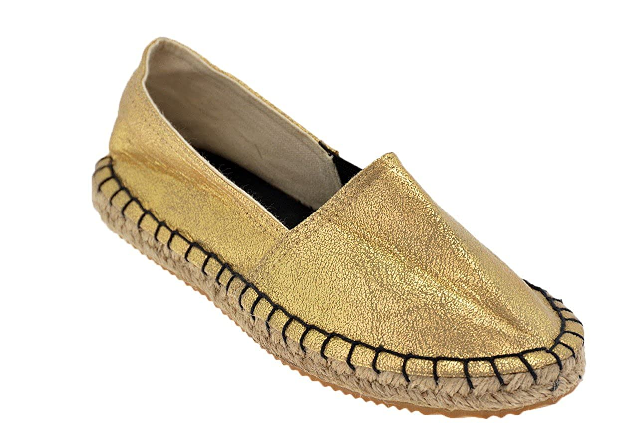 7caa329aa1cda2 ONLY Espadrillas Moccasins New Size 39 Ladies Sho.: Amazon.co.uk: Shoes &  Bags
