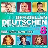 Die Offiziellen Dt.Party & Schlager Charts Vol.8