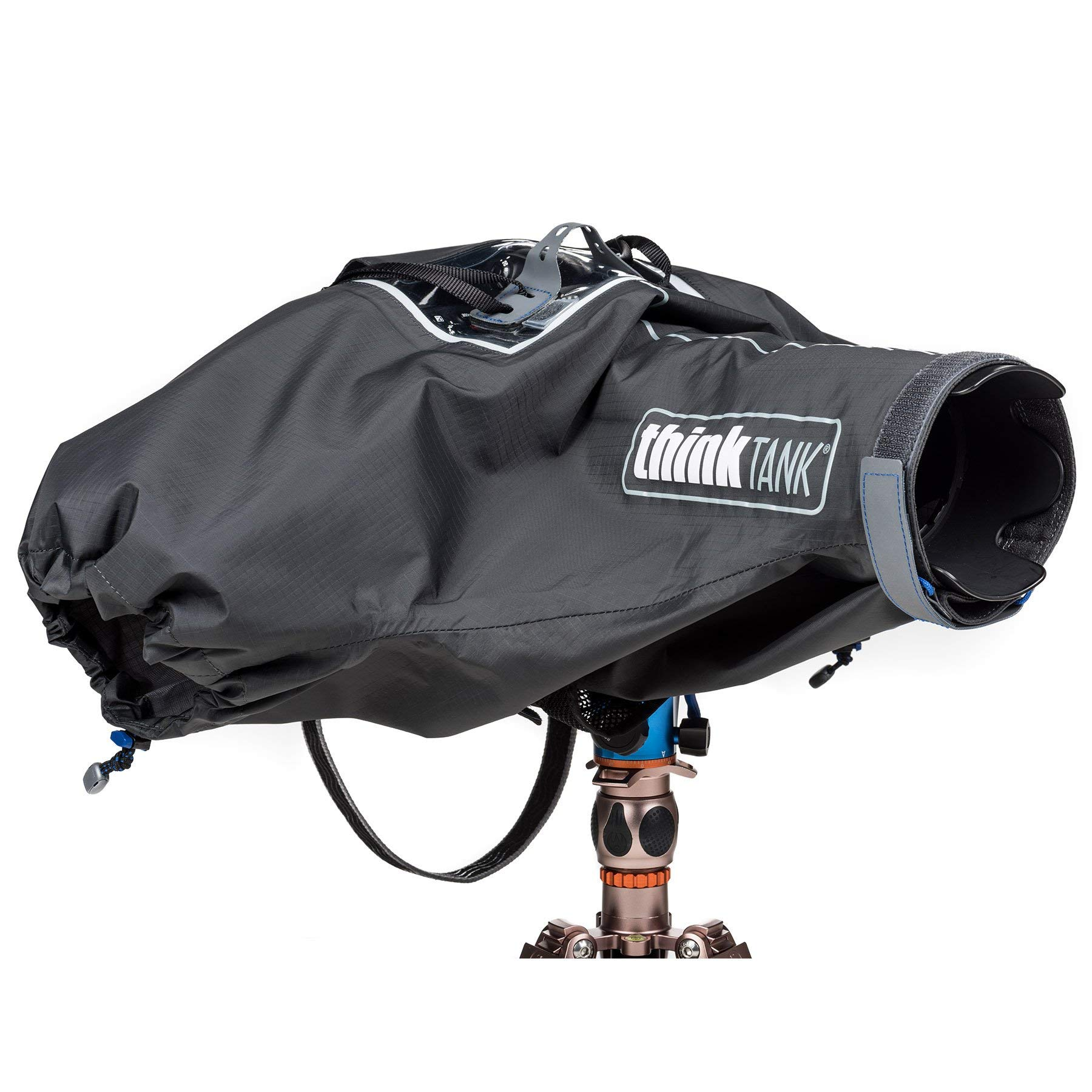 Think Tank Photo Hydrophobia D 70-200 V3 Camera Rain Cover for DSLR Camera with 70-200mm f/2.8 Lens