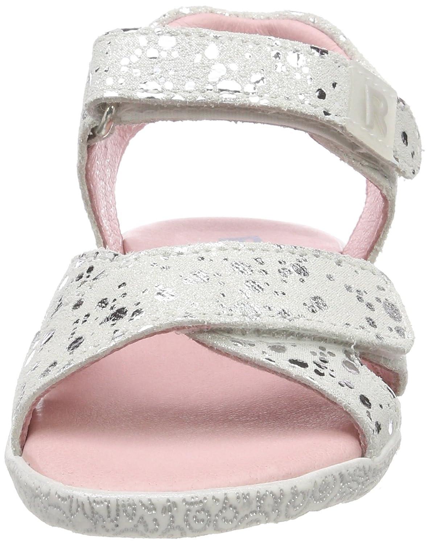 Kleidung & Accessoires Sehr Schöne Silberne Sandalen Für Mädchen Aus Leder Spanien Größe 33