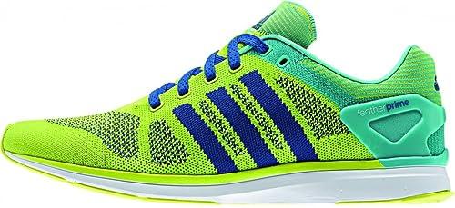 online retailer 0e0f0 99136 adidas - Zapatillas de Running de Material Sintético para Hombre Amarillo  Amarillo Amazon.es Zapatos y complementos