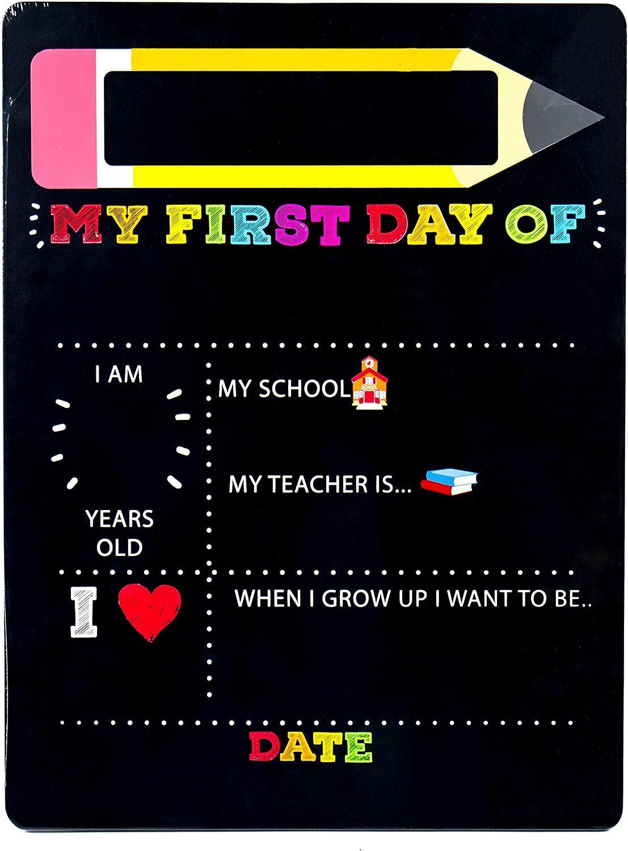 PERSONALIZED School Digital Sign Class of sign School Photography Prop Teacher Chalkboard sign Digital Classroom Sign 8 x 10 image