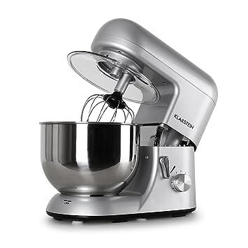 Klarstein Bella Argentea Robot da Cucina Multifunzione Mixer ...