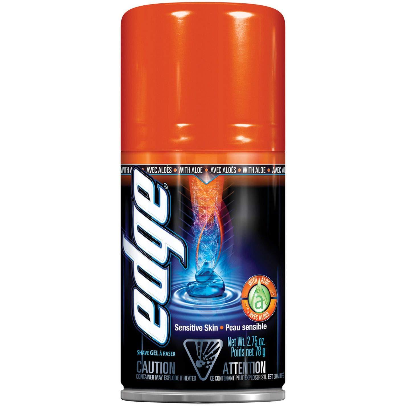 Edge 2.75 oz. Shave Gel (3-Pack)