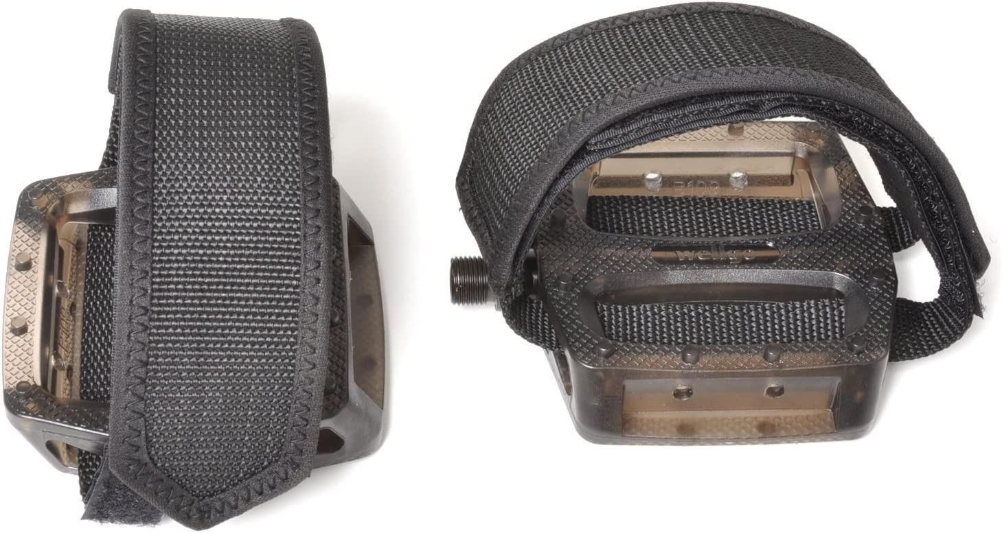 Fixed Gear Fixie Pedals Foot Strap