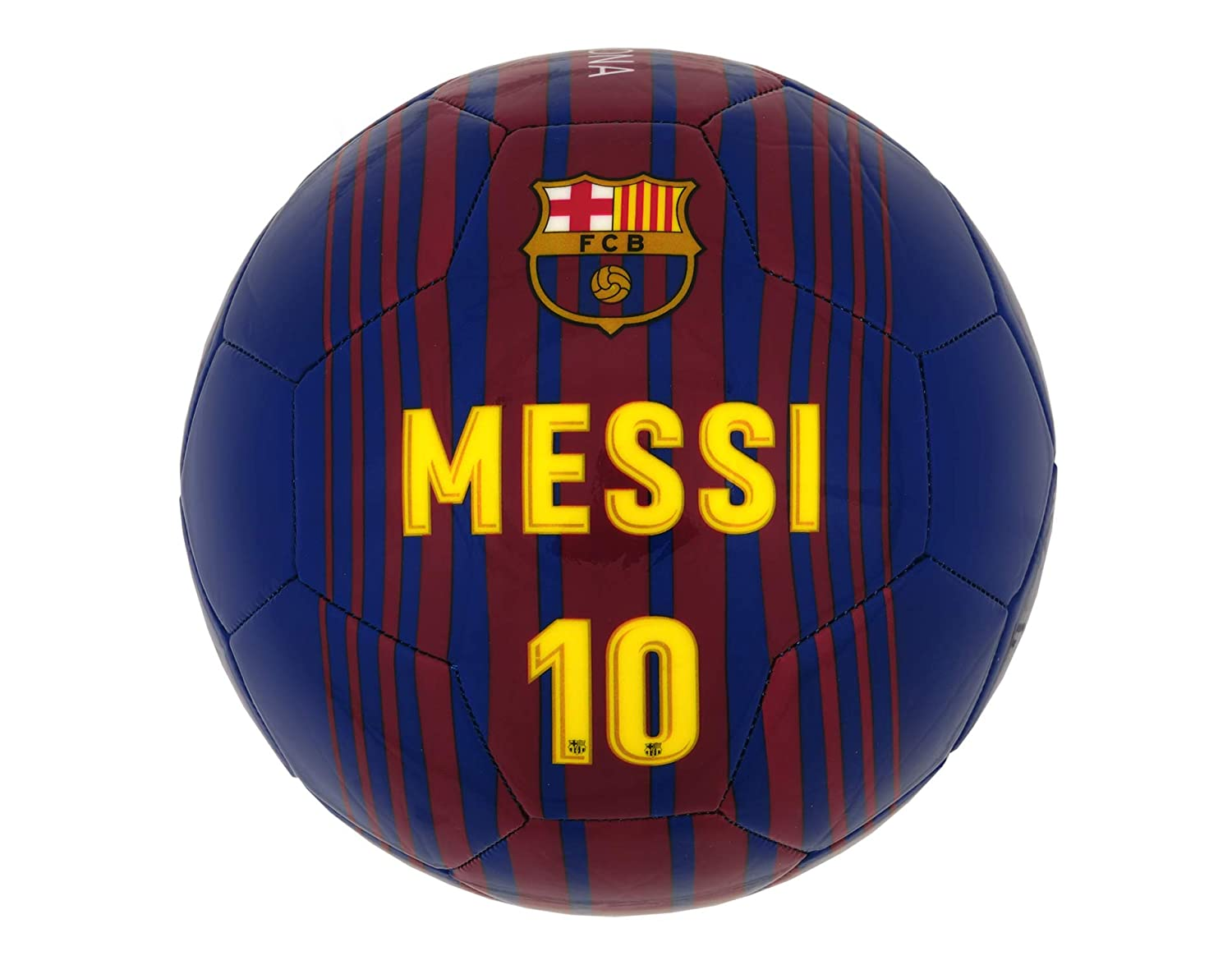 football-BARCA-Lionel MESSI FC Barcelona Official Collection-Size ...
