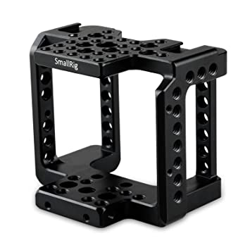 Review SMALLRIG Cage for Blackmagic