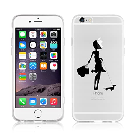 custodia iphone 6 plus cani
