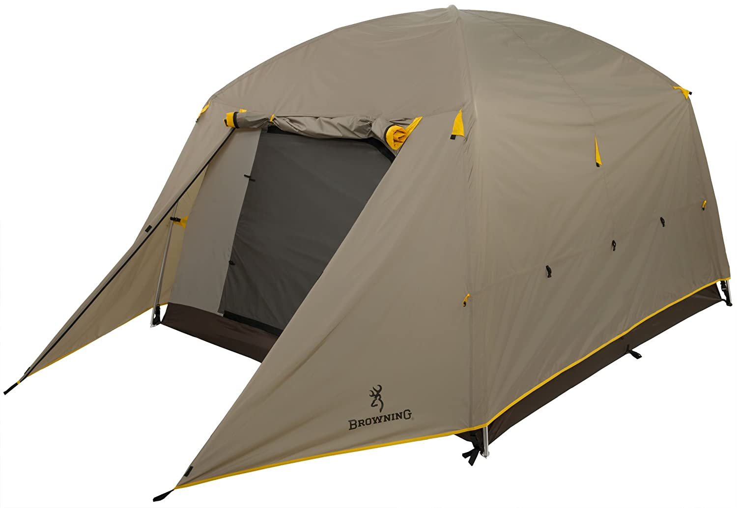 Amazon.com  Browning C&ing Glacier 4-Person Tent  Expedition Tents  Sports u0026 Outdoors  sc 1 st  Amazon.com & Amazon.com : Browning Camping Glacier 4-Person Tent : Expedition ...