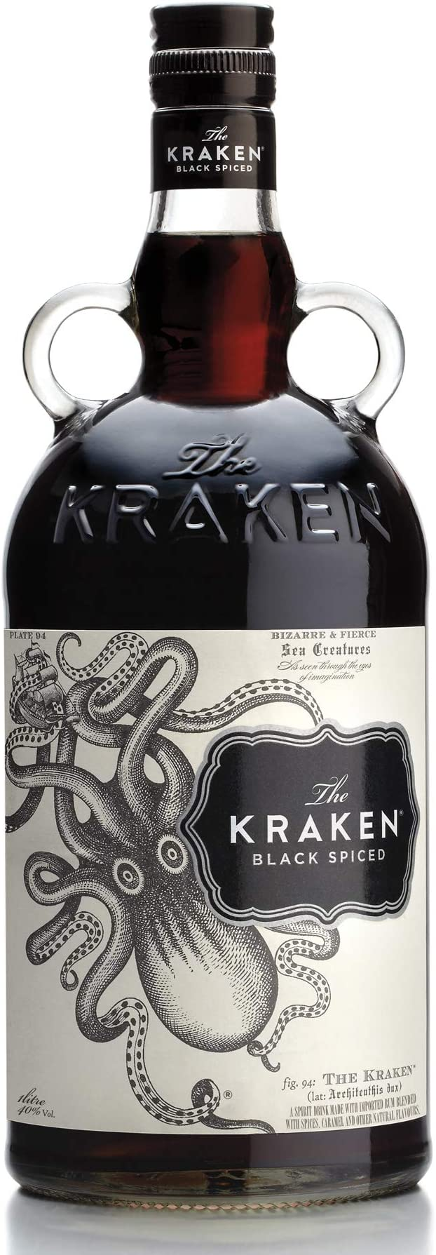The Kraken The Kraken Black Spiced 40% Vol. 1L - 1000 ml
