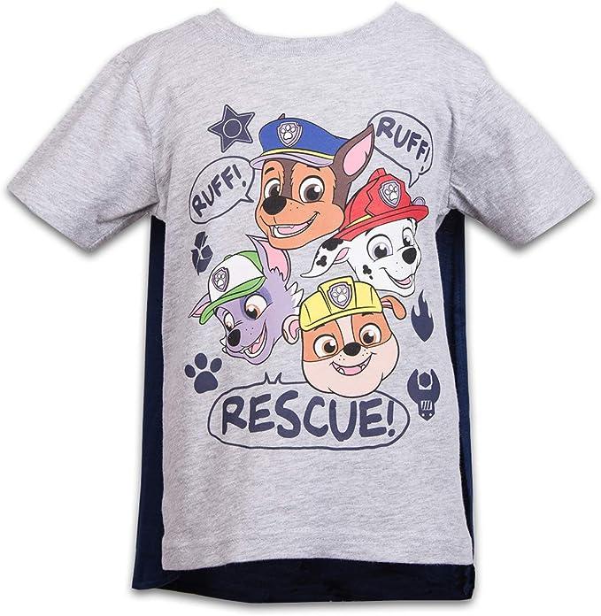 Paw Patrol Rubble Boy/'s T-Shirt