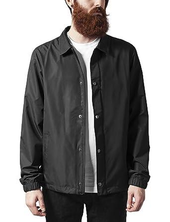 Urban Classics Coach Jacket Chaqueta para Hombre