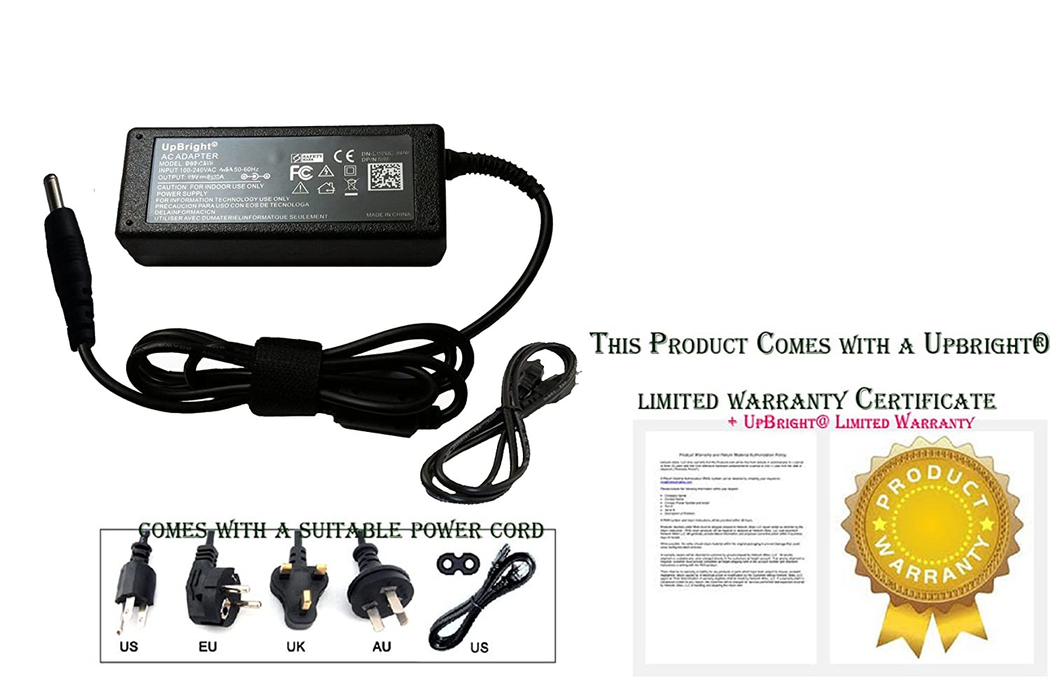 Amazon.com: ASUS 19V 2.37A 45W AC Adapter for Asus Zenbook UX21E and UX31E Series Notebooks (ADP-45AW): Computers & Accessories