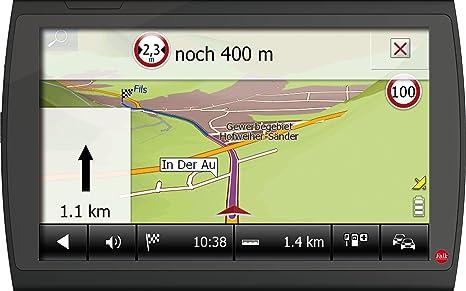 2A Auto KFZ Ladegerät Falk Neo 640 LMU Camper Neo 640 LMU FLEX 500