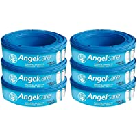 Angelcare Nappy Disposal System Refill Cassettes (6)