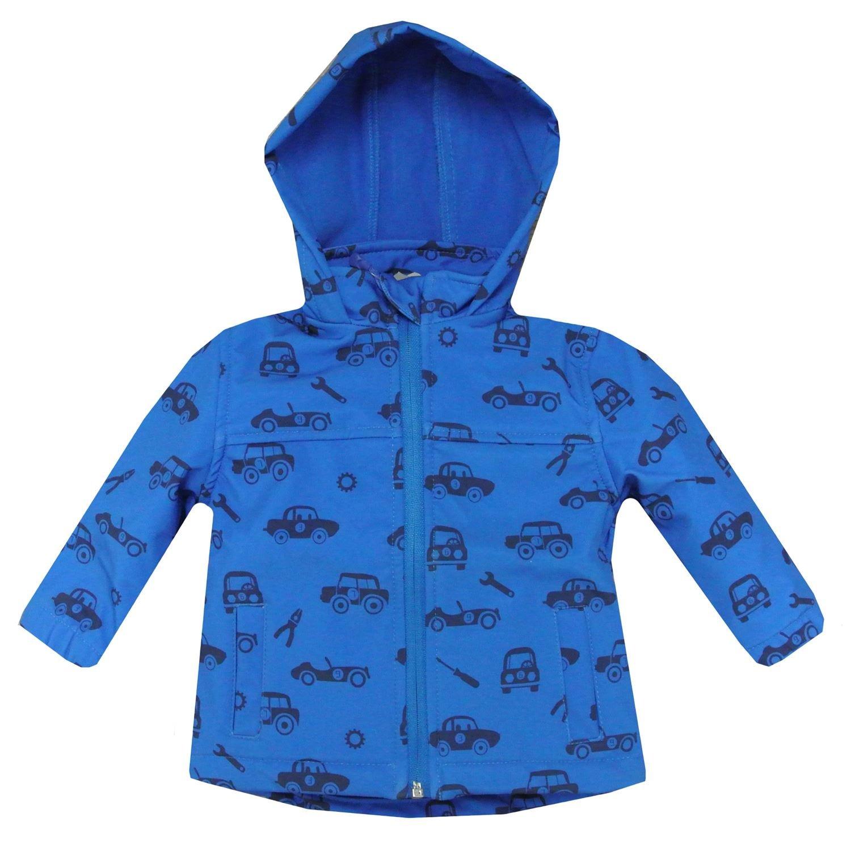 Outburst - Baby Jungen Softshelljacke Automotiv gefüttert 10.000mm Wassersäule, Blau 8460418