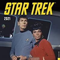 Star Trek 2021 Wall Calendar: The Original Series