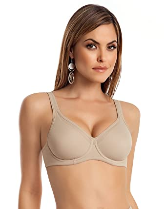 Leonisa Ergonomic Full Coverage Control Bra