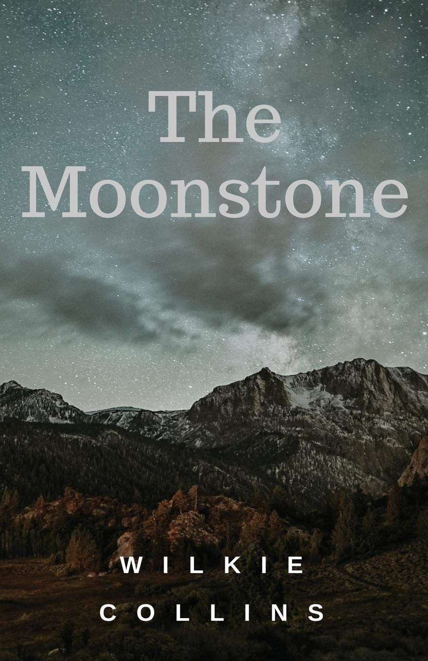 Image result for The Moonstone book