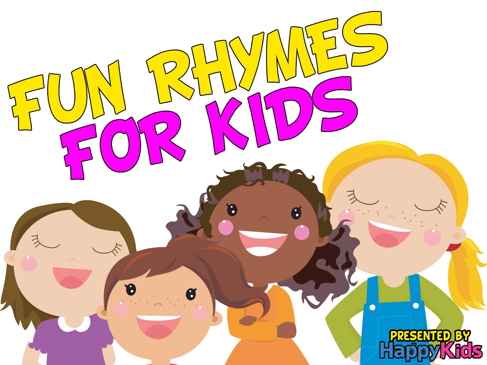 Fun Rhymes for Kids on Amazon Prime Video UK