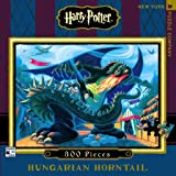 New York Puzzle Company - Harry Potter Hungarian Horntail - 300 Piece Jigsaw Puzzle