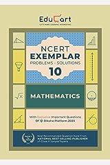 Educart NCERT Mathematics Exemplar Class 10 (With Reduced Syllabus For 2021) Kindle Edition