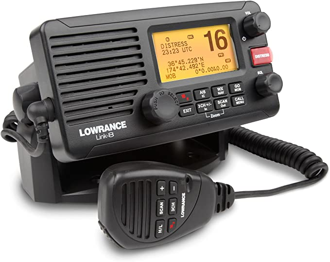 Lowrance Link 8 - Electrónica náutica (Resistente al Agua, Radio ...