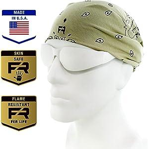 754c73355ba Amazon.com  Flame Resistant Face Mask Neck Gaiter