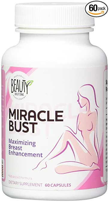 Amazon Com National Beauty Solutions Miracle Bust Safe And