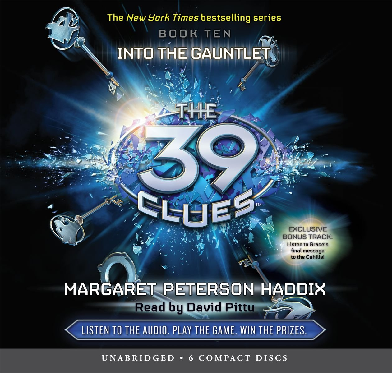 Into the Gauntlet (The 39 Clues, Book 10) - Audio Library Edition