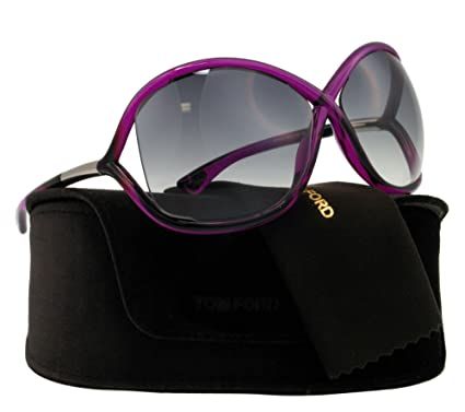 479d8fd8a2c0d Tom Ford 0009 75B Violet Whitney Butterfly Sunglasses Lens Category ...