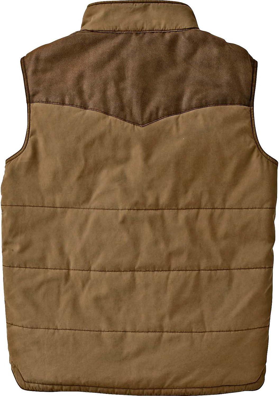 Legendary Whitetails Mens Longhorn Ranchers Vest