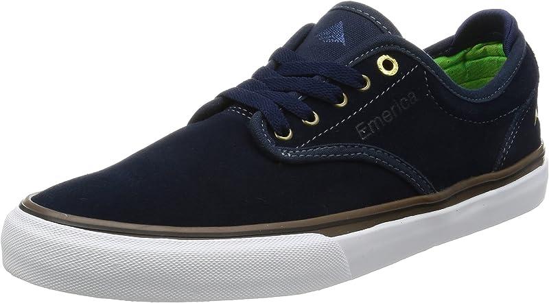 Emerica Wino G6 Sneakers Skateboardschuhe Herren Marineblau (Navy)