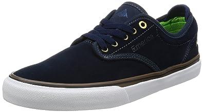 Chaussures Emerica Wino G6 Navy gum white wNXwUW