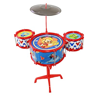 Disney Mickey, Multi, Standard (1452): Musical Instruments