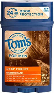 product image for Tom's of Maine For Men Deep Forest Deodorant 2.25 oz (Packs of 4)