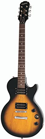 Epiphone Les Paul Special-II - Guitarra eléctrica, color bronce (Amazon Exclusivo)