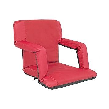 zeyu hogar estadio asiento reclinable Bleacher silla ...