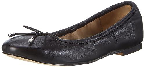Buffalo Damen 216 6219 Nappa Leather Geschlossene Ballerinas